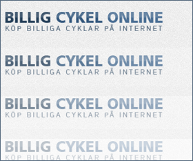 Billig cykel online