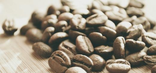 fina kaffesorter